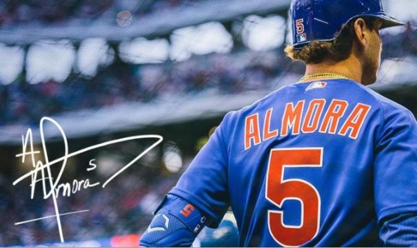 Pegó 12 cuadrangulares en 2019| @Cubs